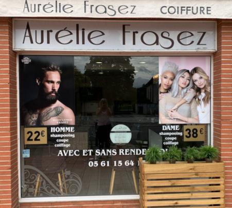Enseigne Aurélie Frasez Blagnac